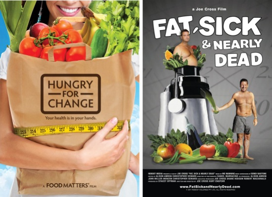 hungry for change fat sick nearly dead