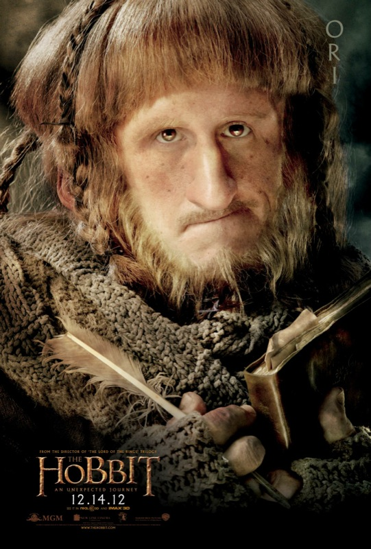 The Hobbit characters line up for dwarf role call in new banner
