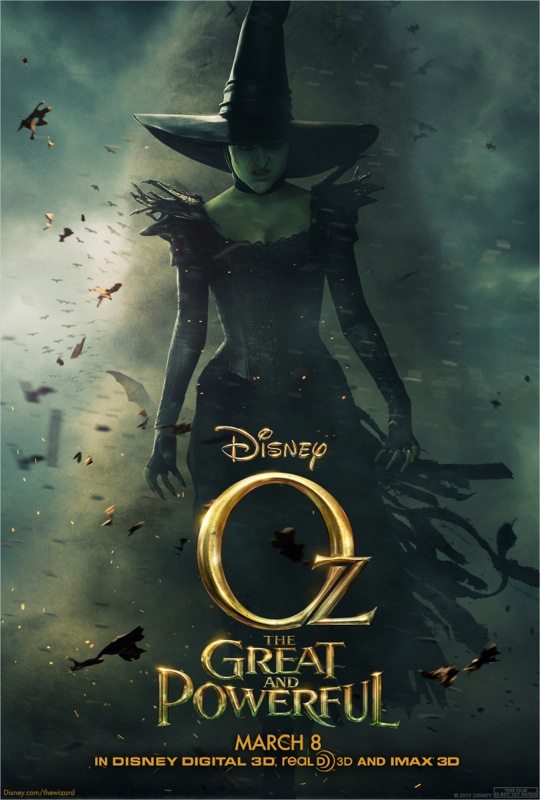 oz the great and powerful character poster 01