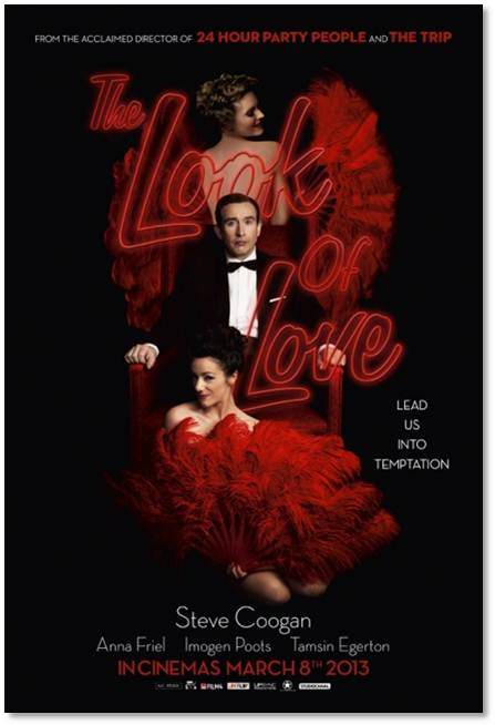 the look of love movie poster 01