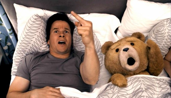 Best Comedy- Ted