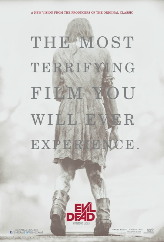 evil dead movie poster 01