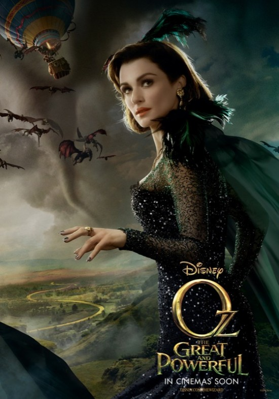 oz the great and powerful poster evanora