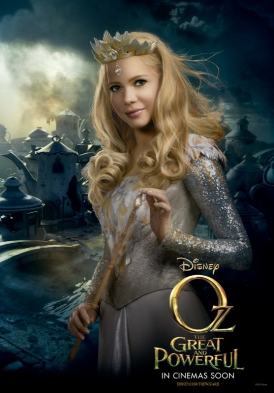 oz the great and powerful poster glinda