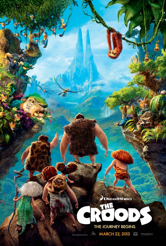 the croods movie poster 01