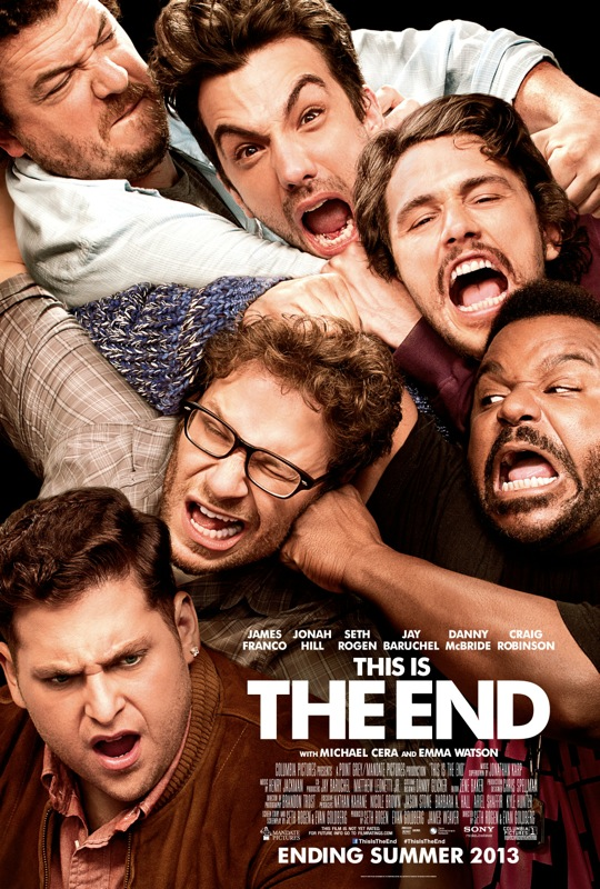 this is the end movie poster 01