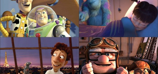 Pixar's Best Buddies