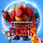 escape from planet earth character poster Doc IO Thurman