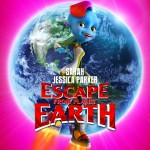 escape from planet earth character poster Kira