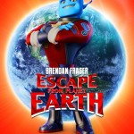 escape from planet earth character poster Scorch