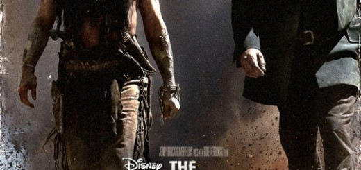 the lone ranger movie poster 02