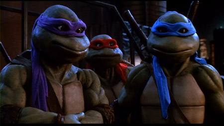 Awesome Being Green: A Review of the Teenage Mutant Ninja Turtles movies