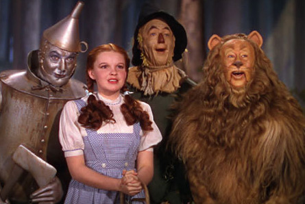 No Place Like Oz: Other Adaptations of the Famous Story