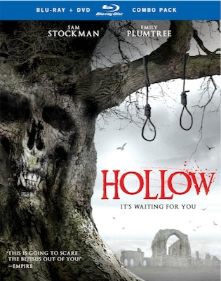 hollow blu-ray dvd
