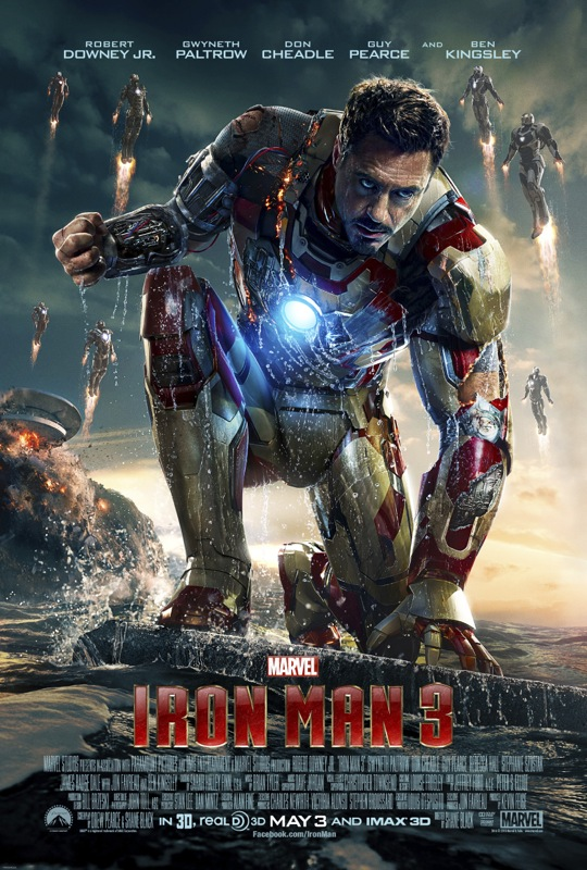 iron man 3 movie poster 02