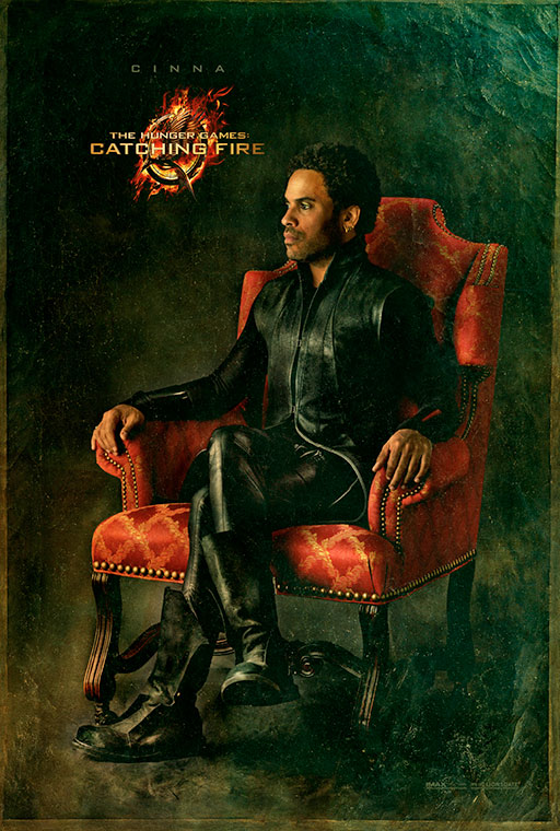 the hunger games catching fire poster_cinna_l