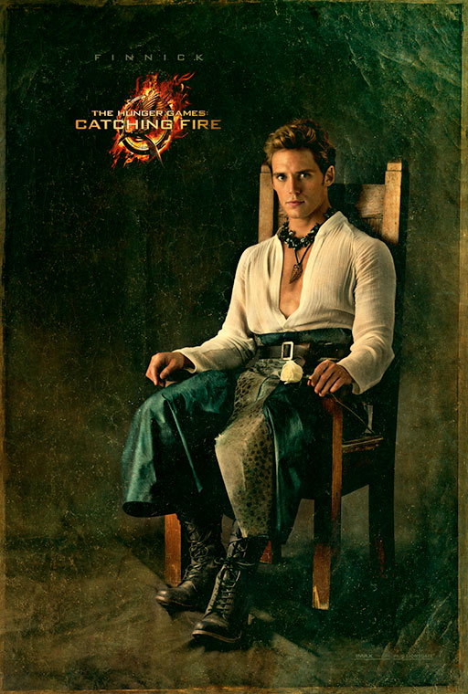 the hunger games catching fire poster_finnick_l