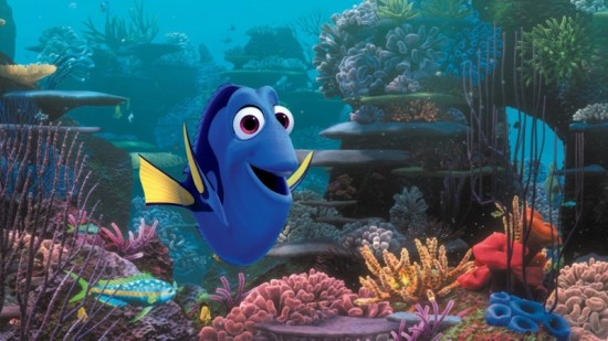 (Pictured) DORY. ©2013 Disney Pixar. All Rights Reserved.
