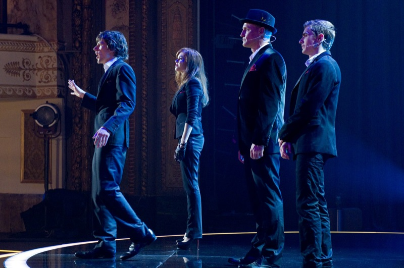 ... Trailer and Images for the Intriguing 'Now You See Me' | Film Equals