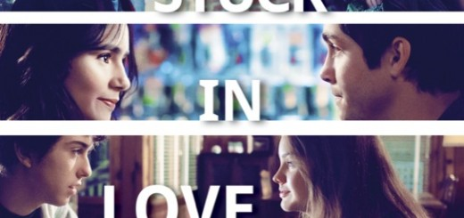 stuck in love movie poster 01