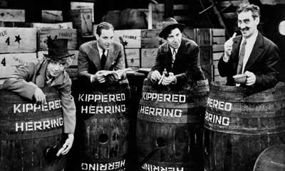 A Beginner's Guide to the Marx Brothers