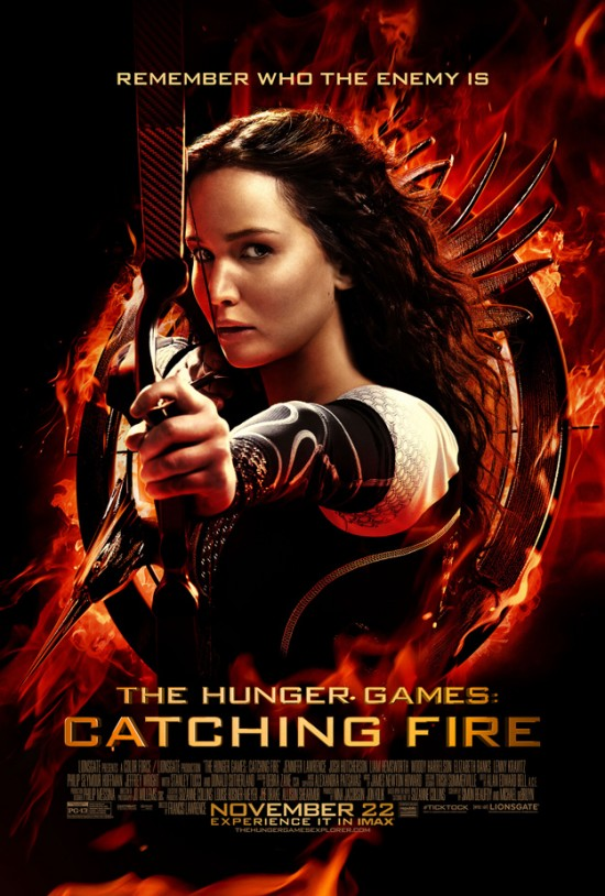 Poster Mania: The Hunger Games: Catching Fire, The Hobbit ...