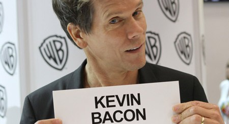 A Chat about 'Six Degrees to Kevin Bacon'