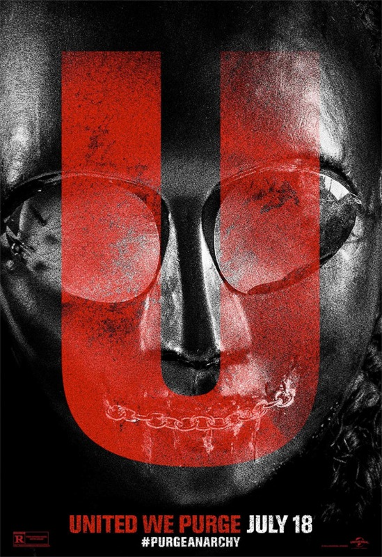 The Purge Anarchy Movie Poster 2 80849