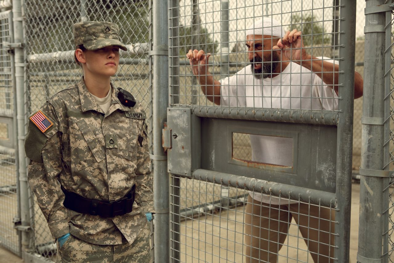 Image Result For Review Film Camp X Ray
