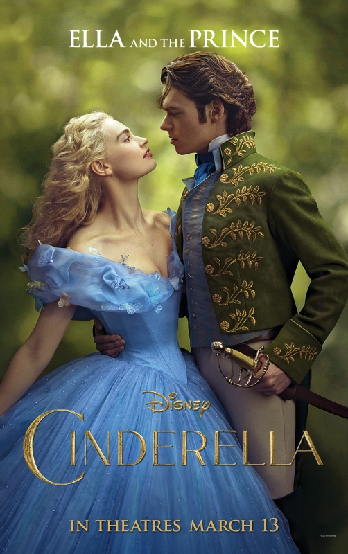 cinderella-movie-poster-1 #82635